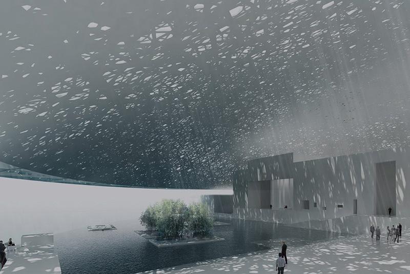 Đặc trưng về ánh sáng trong kiến trúc hiện đại
