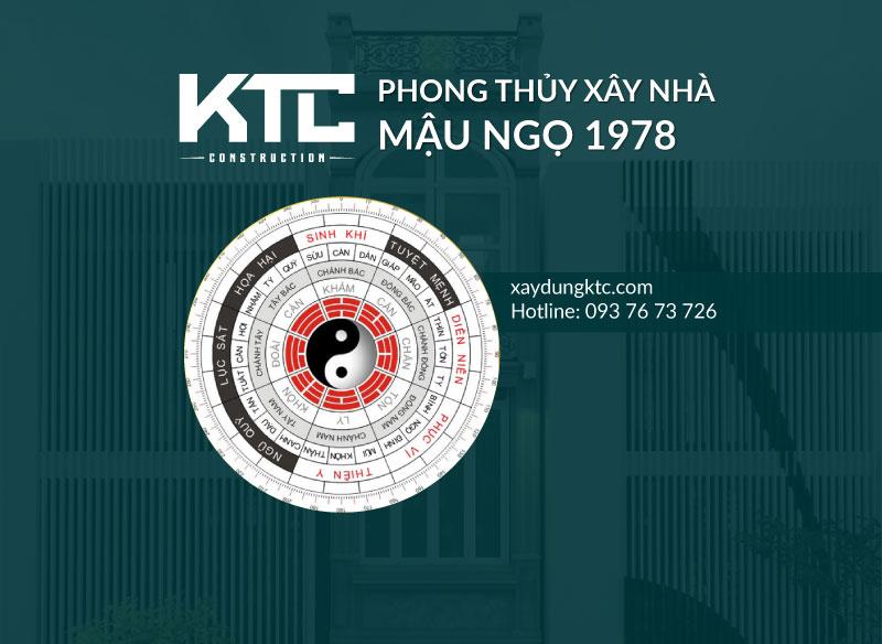 hướng nhà hợp tuổi Mậu Ngọ 1978
