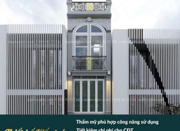 Báo giá thiết kế kiến trúc 2021