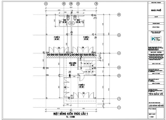 Dịch vụ thiết kế kiến trúc, báo giá năm 2021