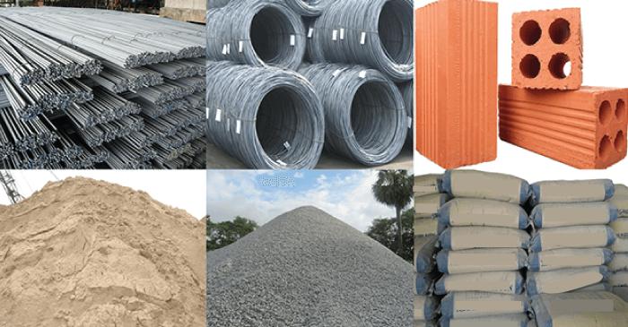 Chọn vật liệu xây dựng phần thô chất lượng giúp nâng cao tuổi thọ công trình