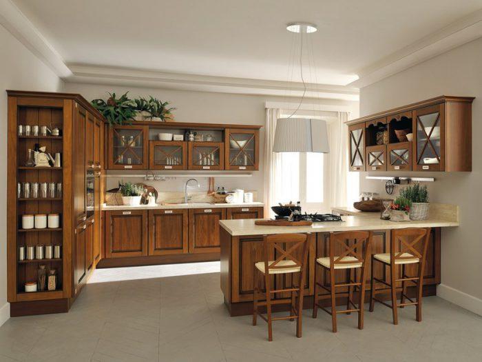 xây nhà bếp đẹp và những lưu ý