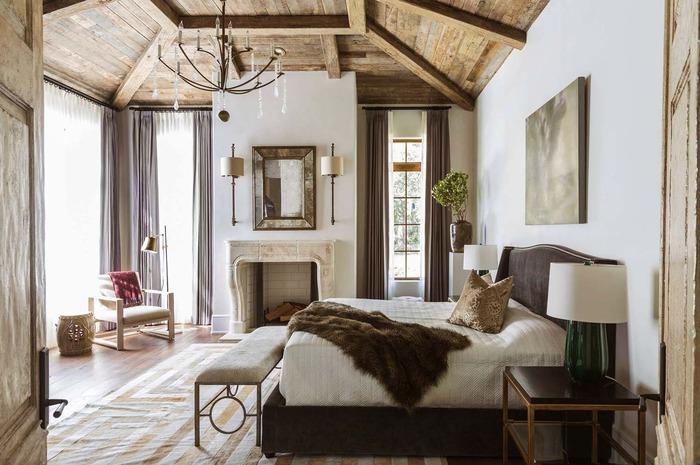 Phòng ngủ mang phong cách nội thất Địa Trung Hải