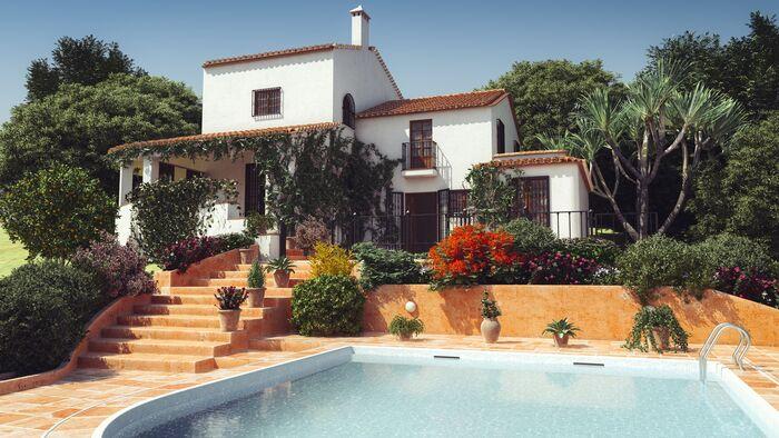 Phong cách kiến trúc Địa Trung Hải
