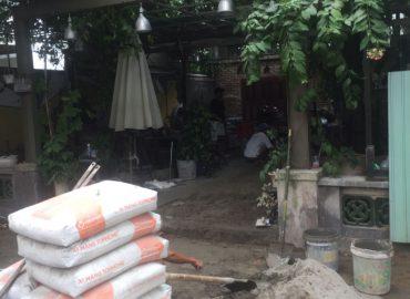 Thi công cải tạo quán cafe Ghế Đẩu quận 2