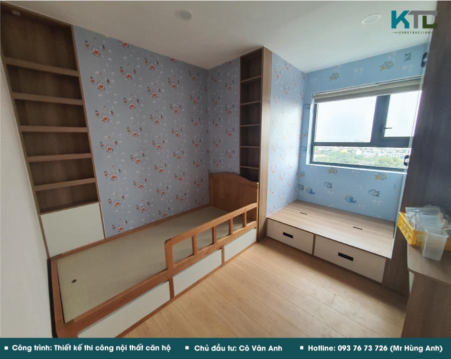 hình ảnh phòng ngủ của trẻ
