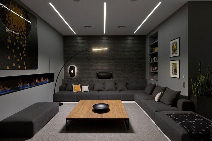 Phong thuỷ phòng khách đại kỵ theo ánh sáng. Phòng khách nên có ánh sáng vừa phải, nên tận dụng ánh sáng tự nhiên.
