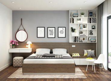 Lựa chọn vị trí và thiết kế phòng ngủ phù hợp