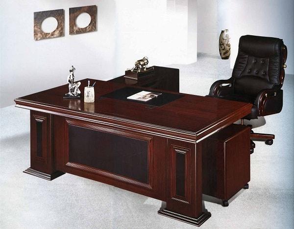 kích thước bàn làm việc theo phong thủy cho người mệnh Thổ