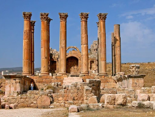 Các dạng đền đài và đặc điểm của đền đài Hy Lạp cổ đại