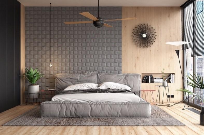 Lưu ý khi trang trí nội thất cho phù hợp với phong thuỷ phòng ngủ vợ chồng:
