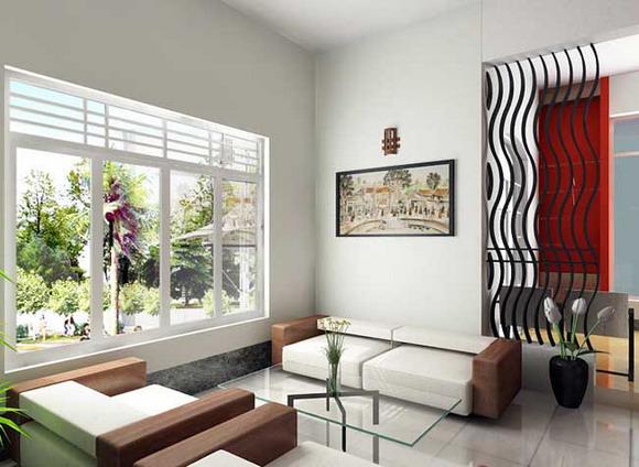 Lưu ý khi thiết kế nhà có sử dụng ánh sáng hướng Đông