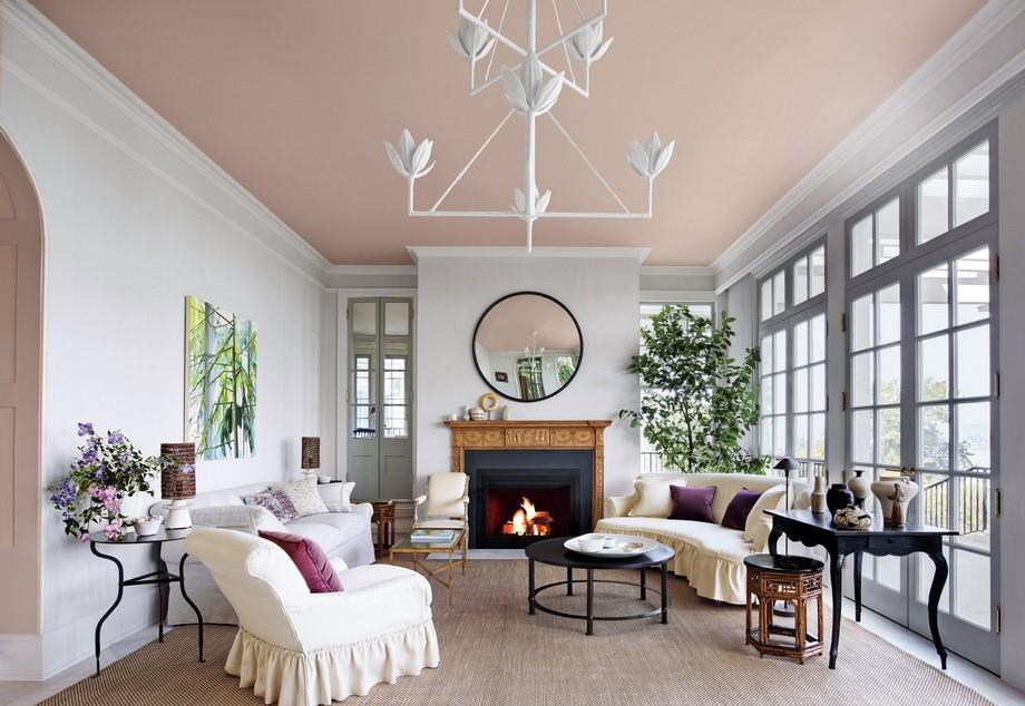 các loại la phông trần nhà đẹp